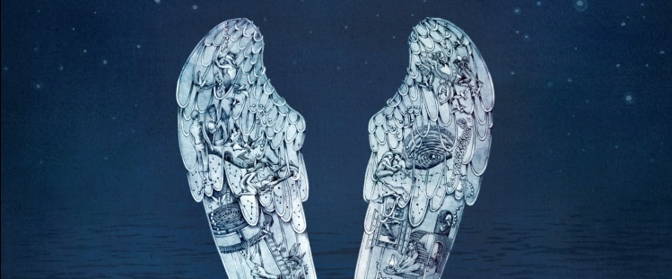 Coldplay – Ghost Stories, Parlophone Records, 19/05/2014