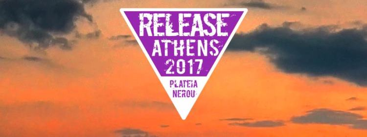 Thievery Corporation και Archive στο Release Athens Festival