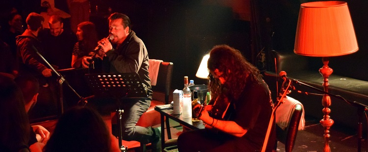 John Garcia - Live @ AN Club, Athens