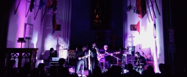 Keep Shelly In Athens - Live @ St. Paul's Anglican Church, Athens