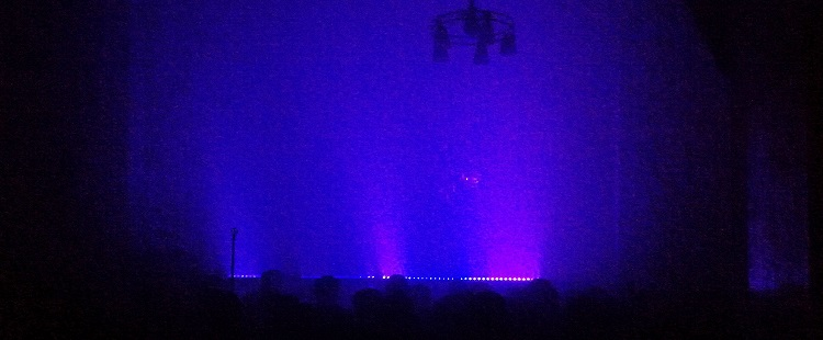 Tim Hecker - Live @ St. Paul's Anglican Church, Athens