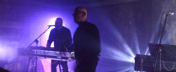 Covenant - Live @ Death Disco, Athens