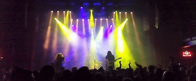 Alcest - Live @ Fuzz Live Music Club, Athens