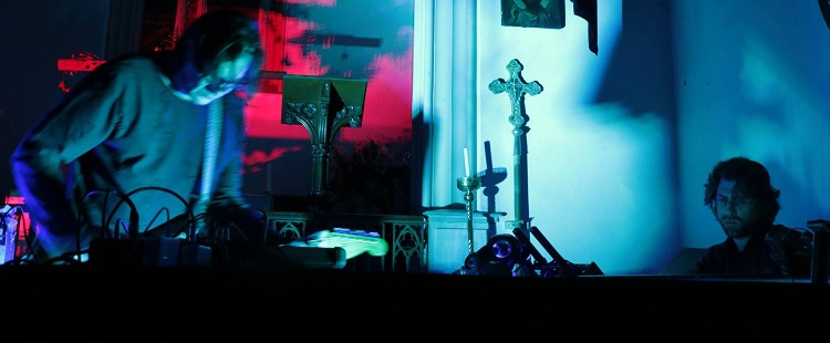 Christian Fennesz - Live @ St. Paul's Anglican Church, Athens