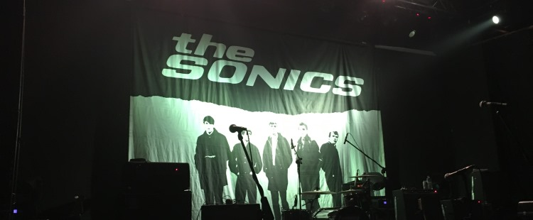 The Sonics – Live @ Gagarin 205, Athens