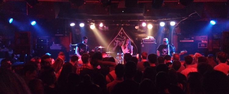 Puta Volcano - Live @ An Club, Athens