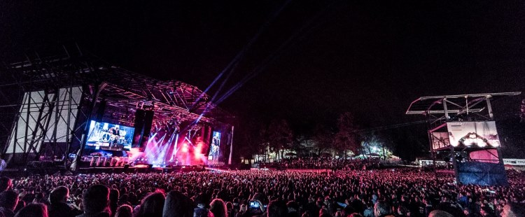 Depeche Mode, Raveonettes – Live @ Terra Vibe, Athens