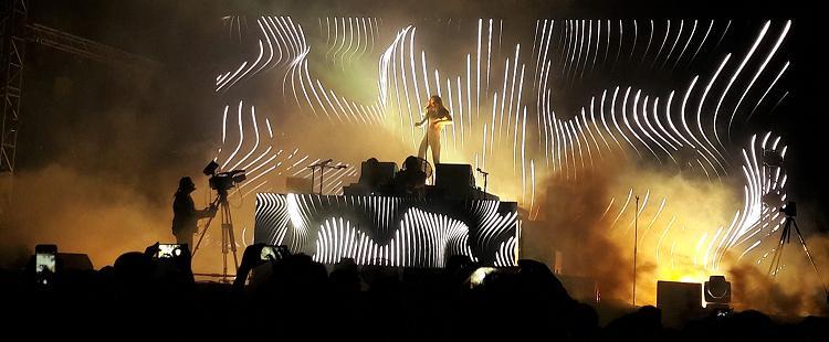 Release Athens Festival 2017 - Röyksopp, Moderat, Larry Gus, The Rattler Proxy, Etten (Day 1)