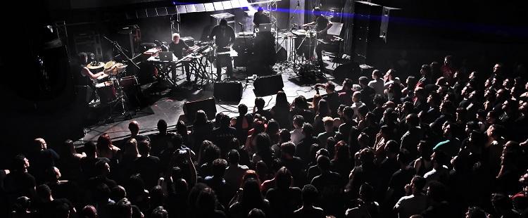 Ulver - Live @ Gagarin 205, Athens