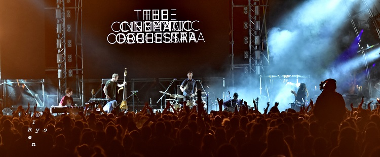The Cinematic Orchestra, Mélanie De Biasio - Live @ Summer Nostos Festival, Athens