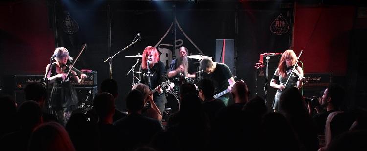 SubRosa & Nochnoy Dozor - Live @ An Club, Athens