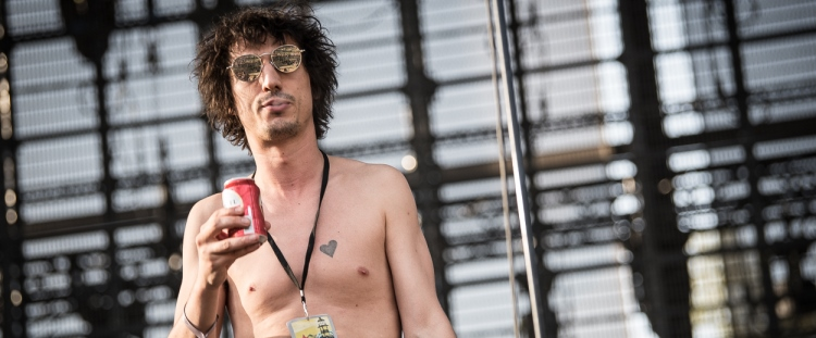 Fat White Family - Live @ Rockwave Festival, Greece