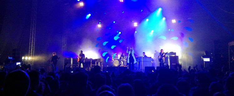 Ejekt Festival 2017- Kasabian, The Jesus & Mary Chain κ.α. (Day 2)