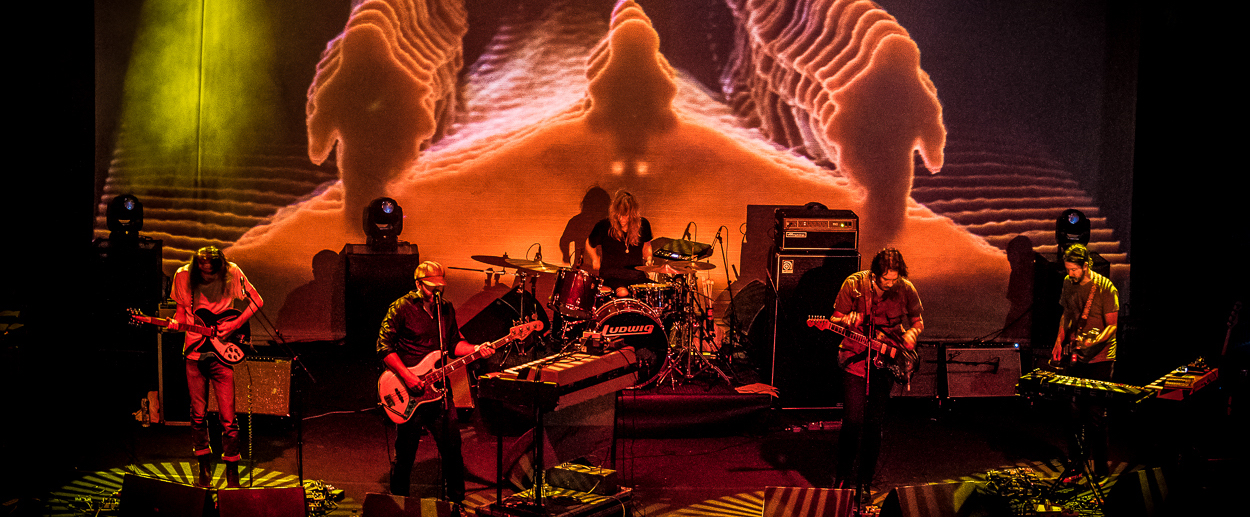 The Black Angels @ Piraeus 117 Academy, Athens