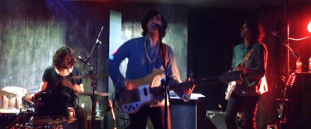 Elephant Stone - Live @ Death Disco, Athens