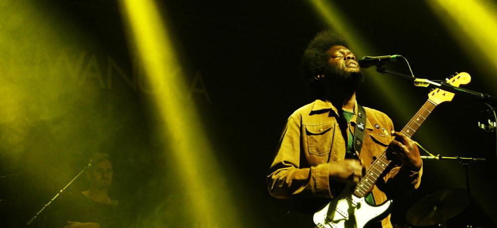 Michael Kiwanuka - Live @ Gazi Music Hall, Athens