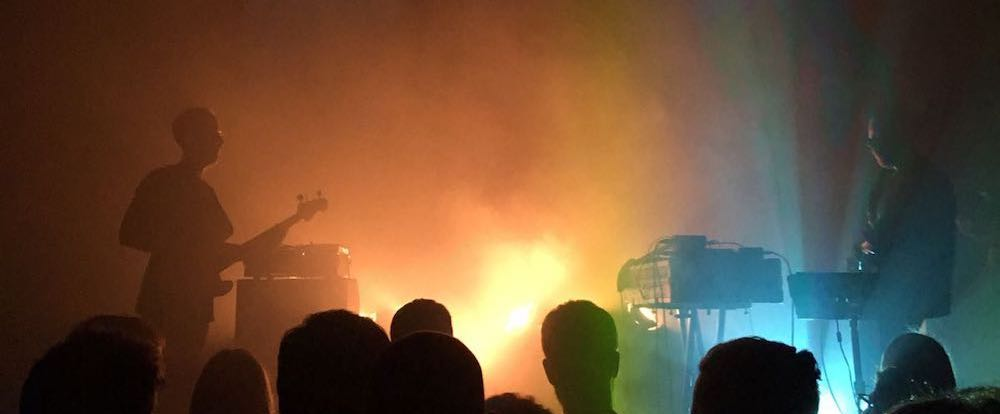 Forest Swords - Live @ Village Underground, London