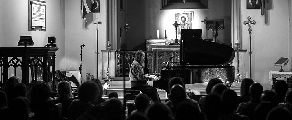 Lubomyr Melnyk - Live @ St. Paul's Anglican Church, Athens