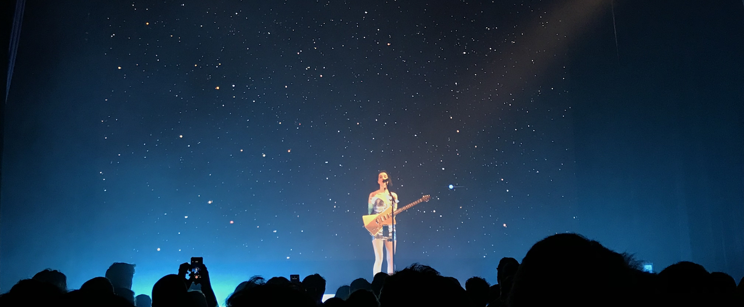 St. Vincent - Live @ Le Trianon, Paris