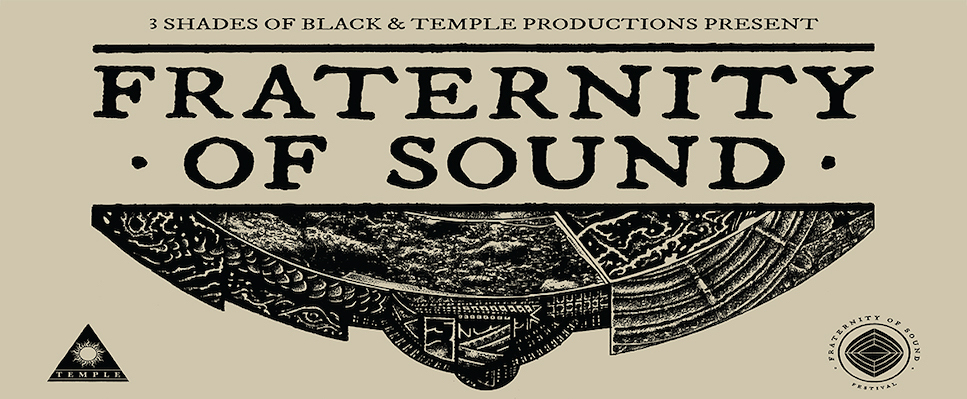 Fraternity of Sound Festival 2017 - ClockSound Preview