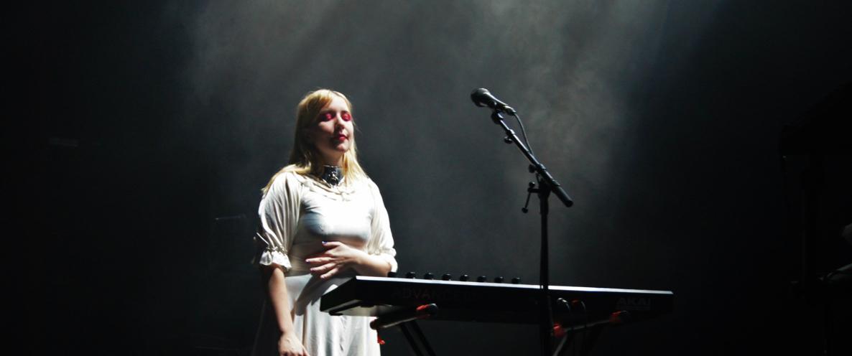 Austra - Live @ Fuzz Live Music Club, Athens