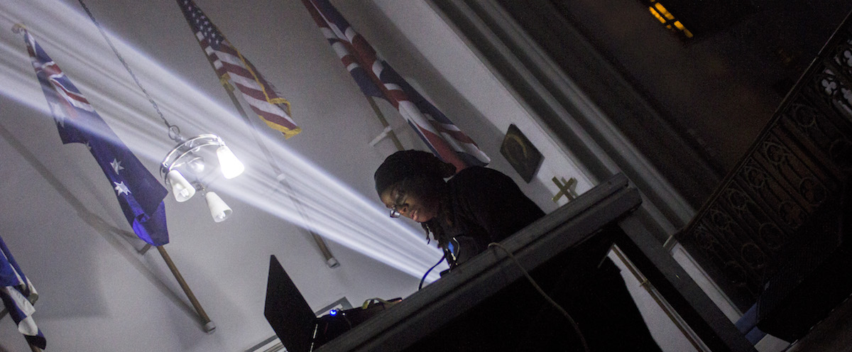 Jlin - Live @ St. Paul's Sessions, Athens