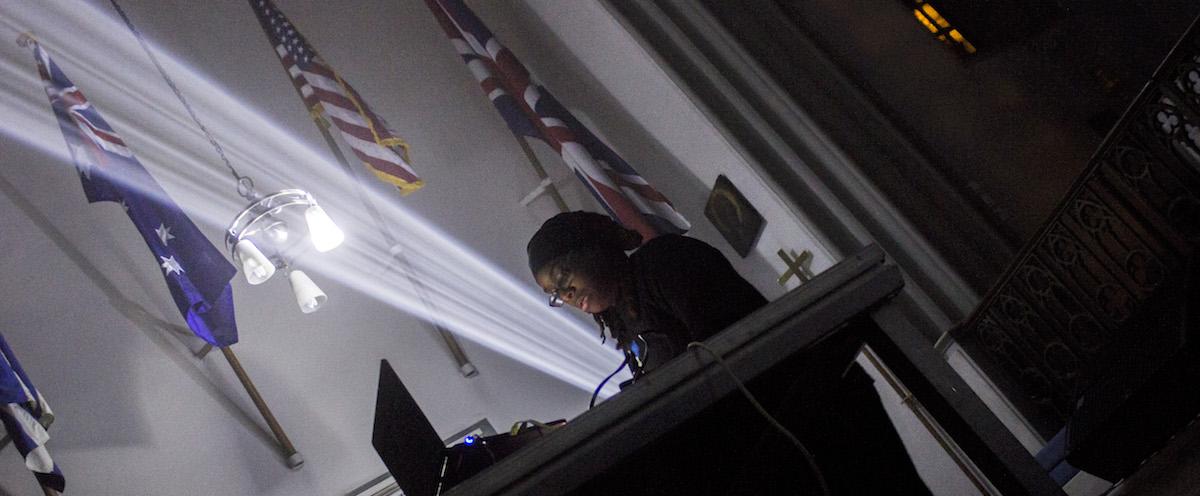 Jlin - Live @ St. Paul's Sessions, Athens