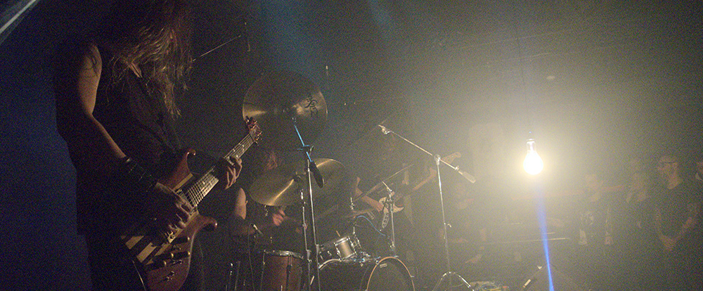 Aluk Todolo, Chronoboros - Live @ Temple Athens (Day 2)