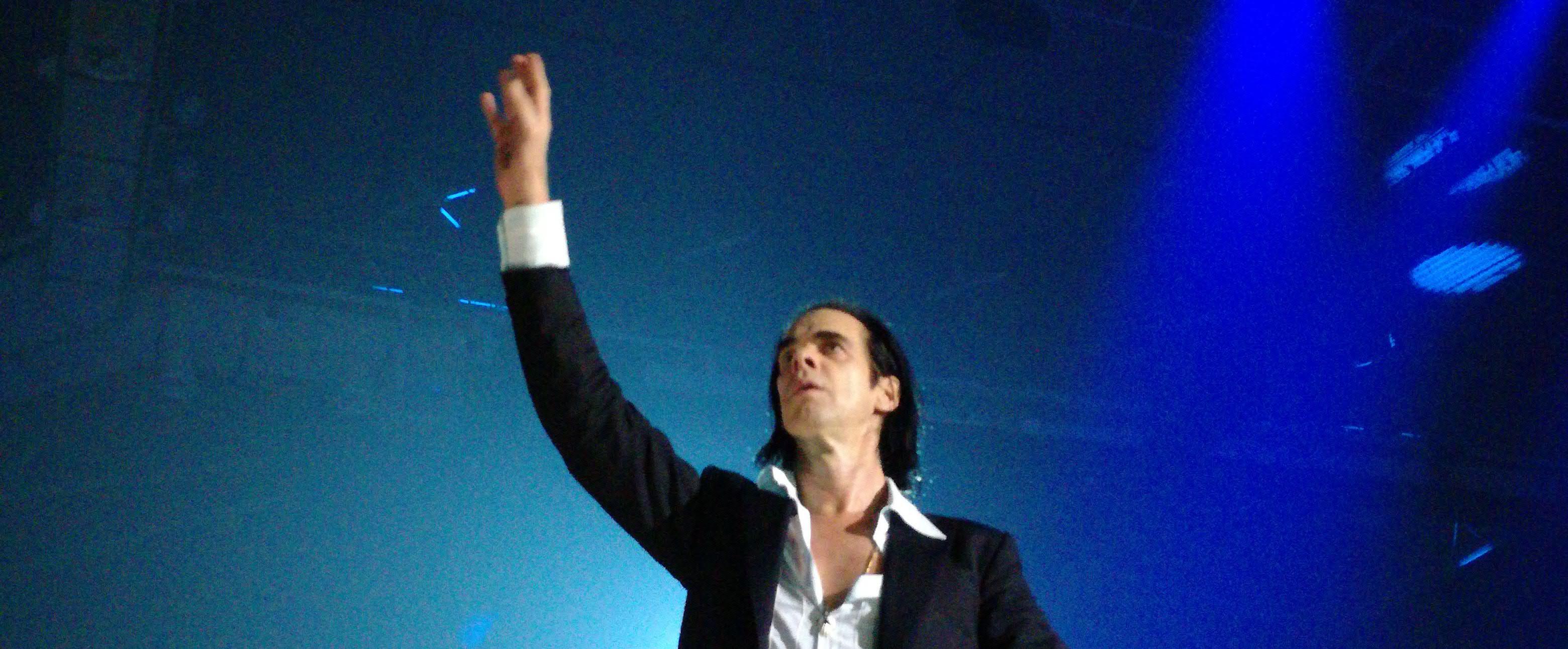 Nick Cave & The Bad Seeds - Live @ Faliro Sports Arena, Athens