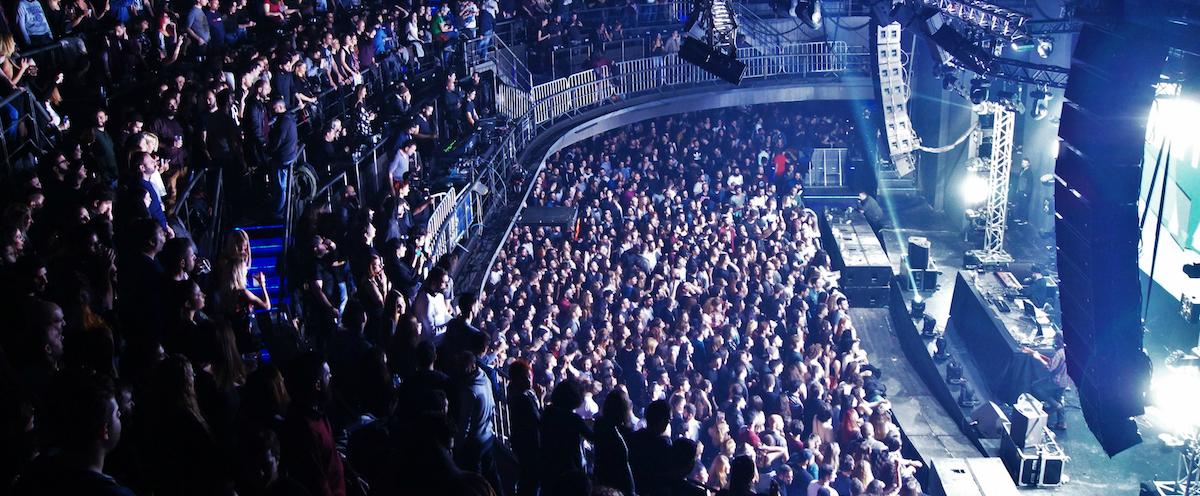 Gramatik - Live @ Gazi Music Hall, Athens