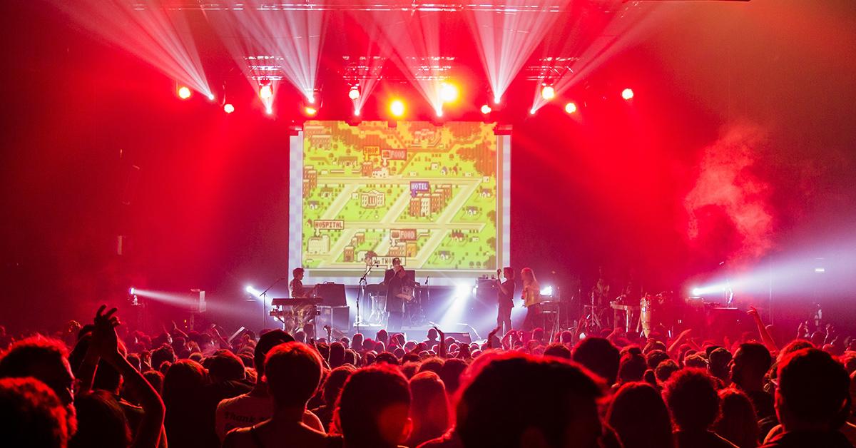 Plisskën Festival 2017 - Liars, Mac DeMarco, Jessy Lanza, κ.α. (Day 2)