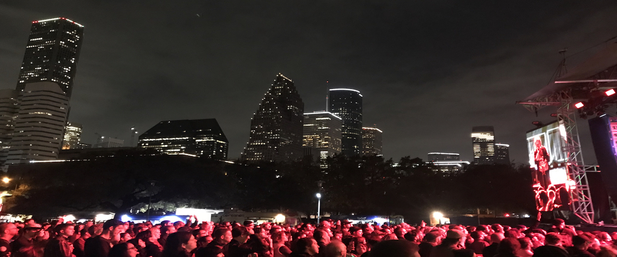 Day for Night, Houston - St. Vincent, GY!BE, Thom Yorke, κ.α. (Day 3)