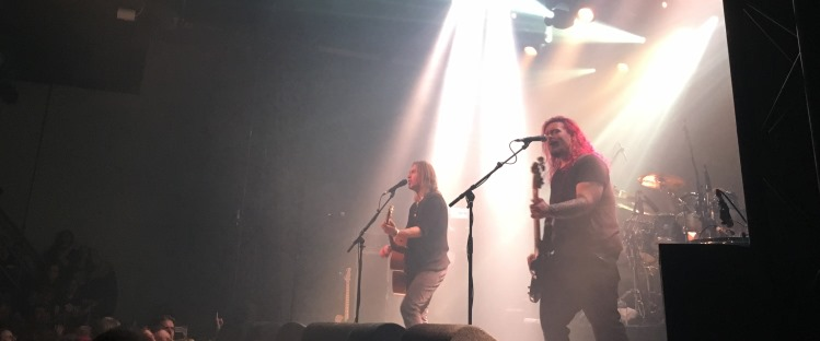New Model Army – Live @ Melkweg, Amsterdam