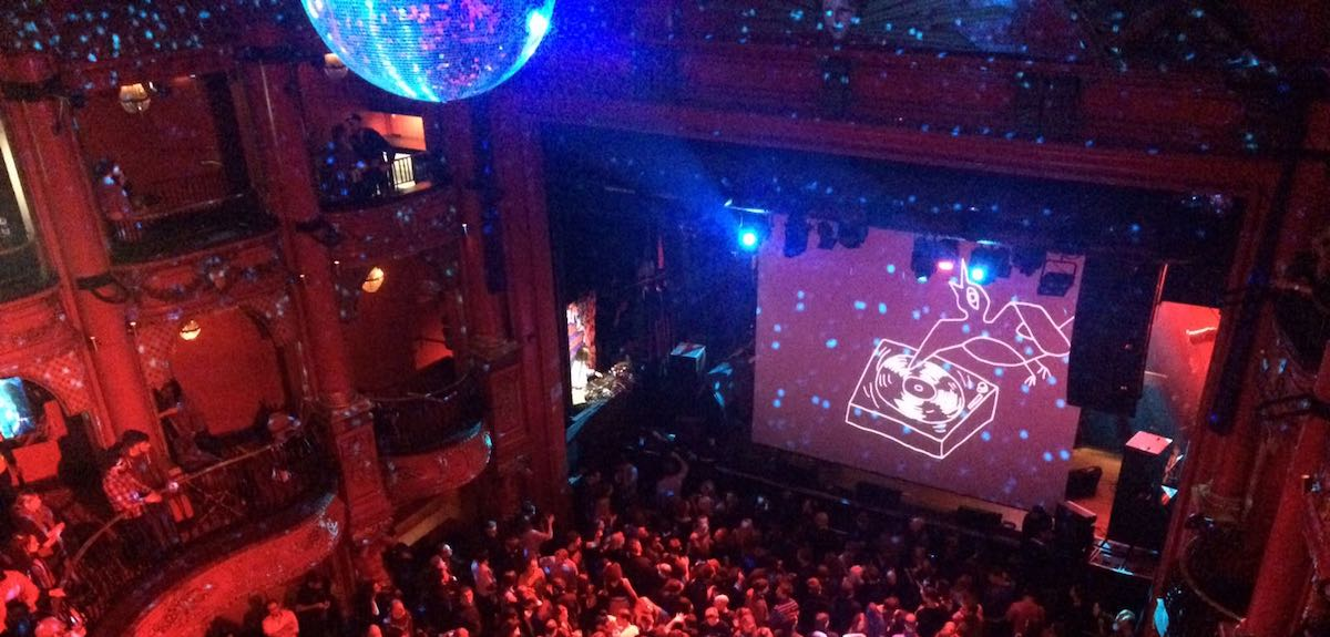 Gilles Peterson's Worldwide Awards @ Koko, London