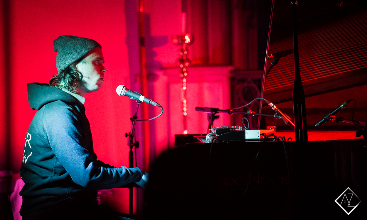 Peter Broderick - Live @ St Paul's Sessions, Athens