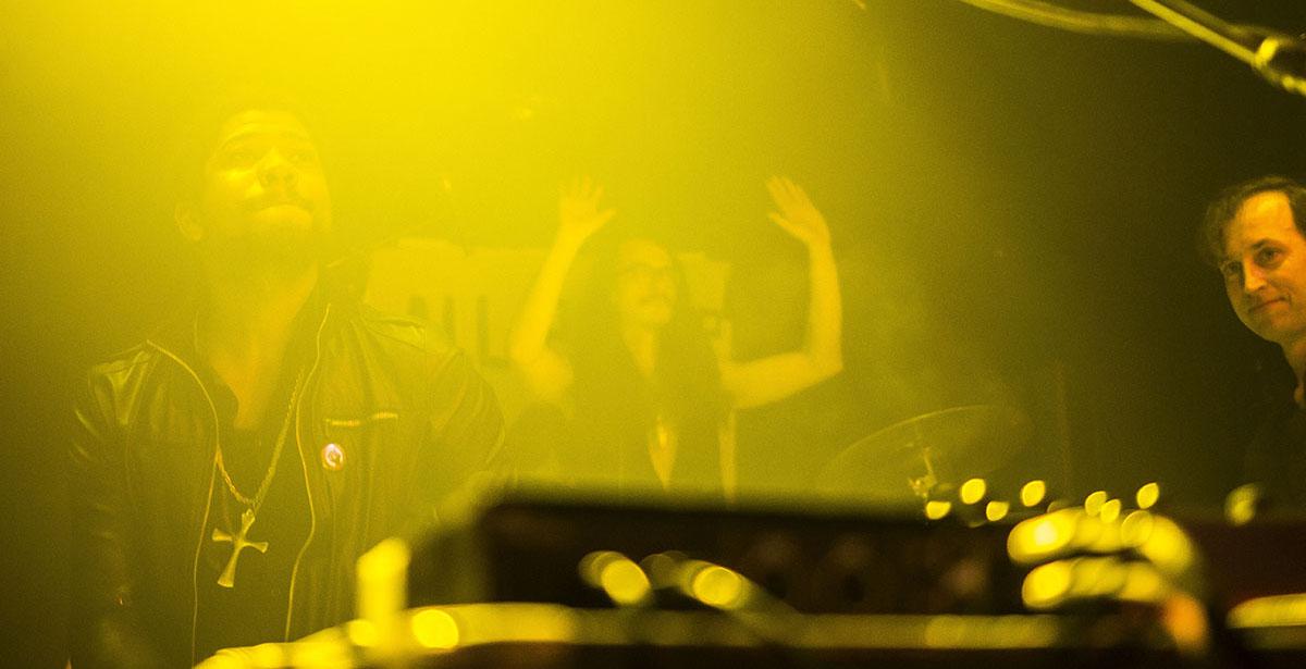 Algiers - Live @ Temple, Athens