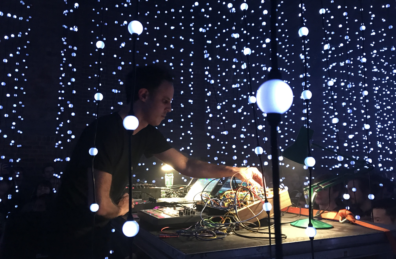 Four Tet - Live @ Village Underground, London