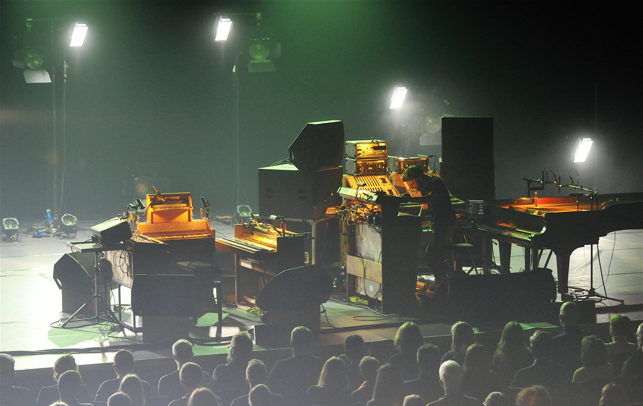 Nils Frahm - Live @ Barbican Hall, London