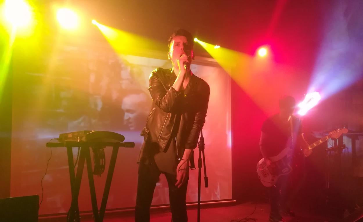 Ash Code - Live @ Death Disco, Athens