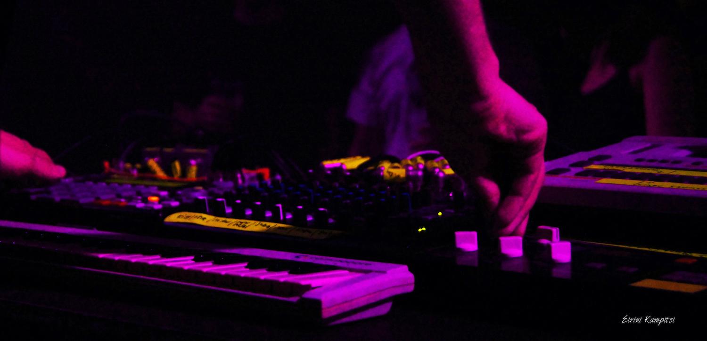 Palmbomen II w/ Tendts & Giganta - Live @ Romantso, Athens