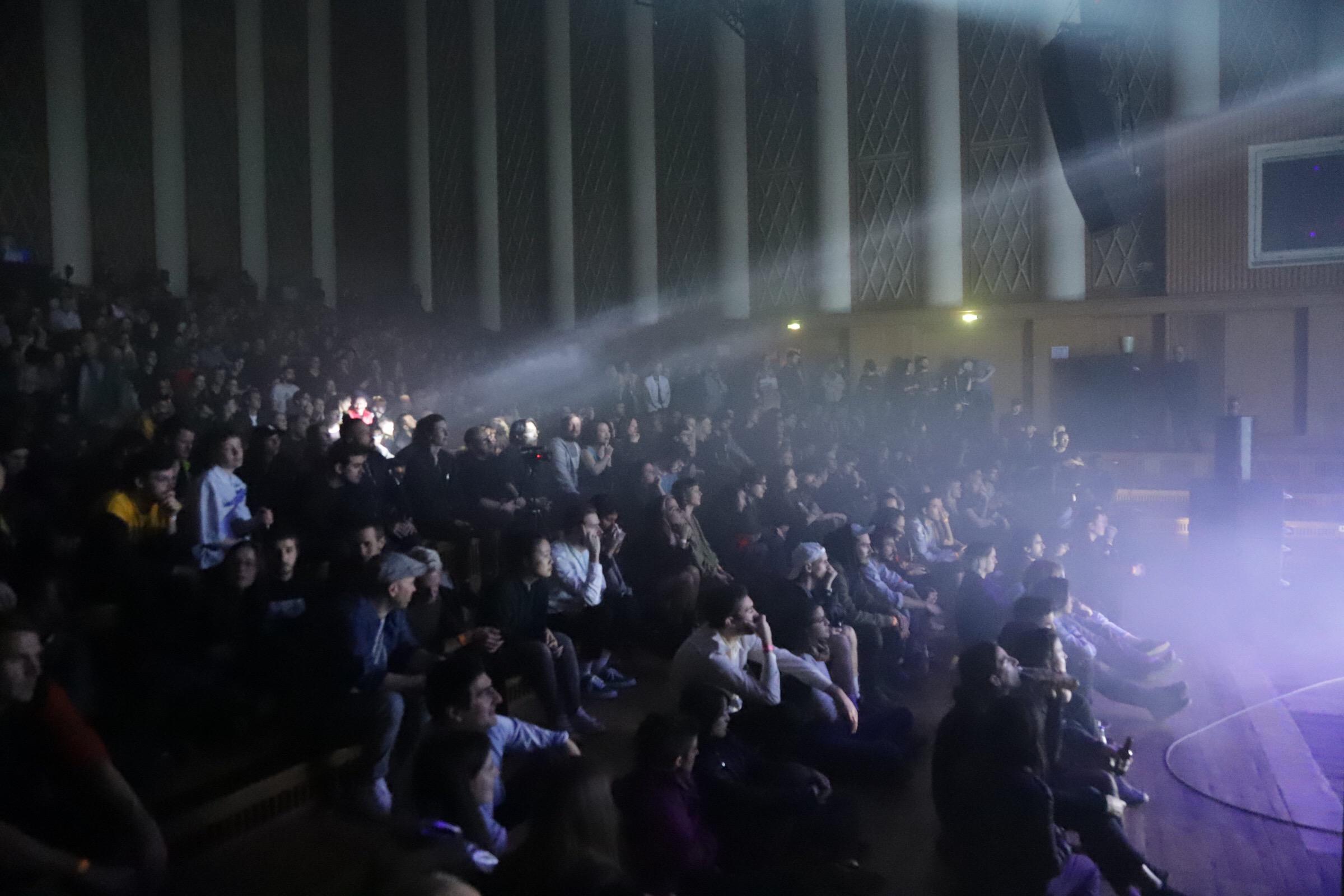 Mira Festival Berlin '18: Forest Swords, Aïsha Devi, Yves Tumor