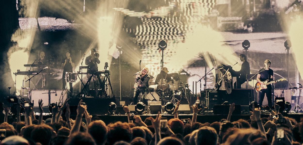The National - Live @ Primavera Sound, Barcelona (eng)