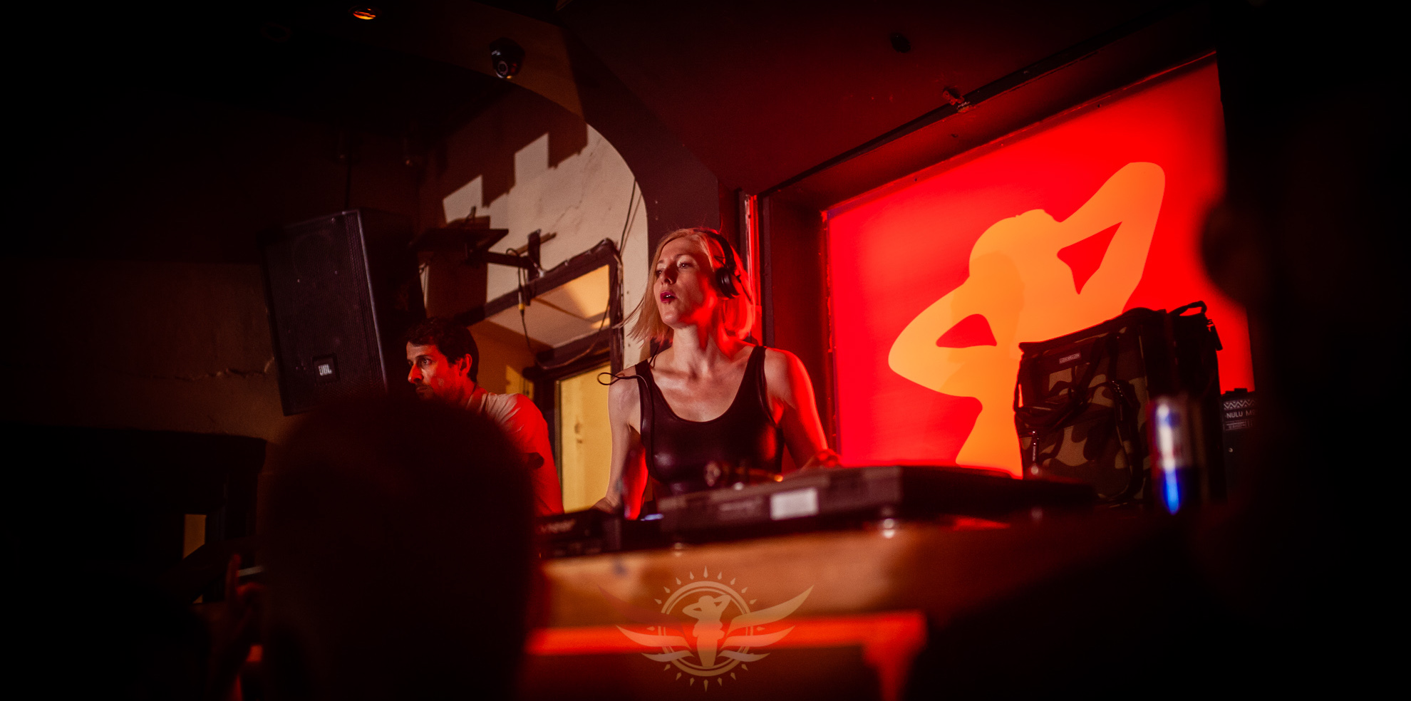 Ellen Allien - DJ Set @ Barrage Club Zakynthos, Greece
