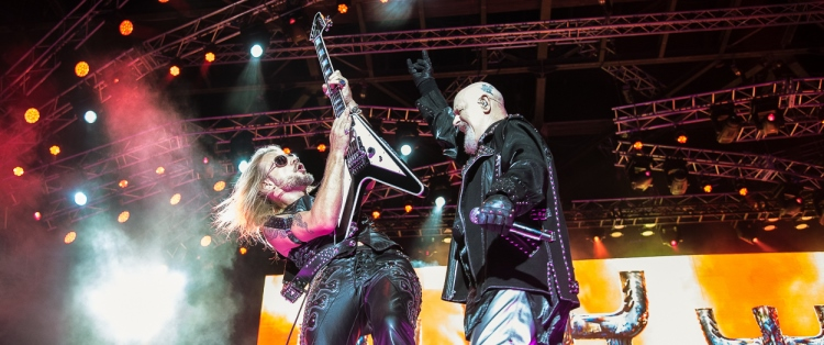 Rockwave Festival 2018 | Judas Priest, Saxon, Accept, etc (Day 2)