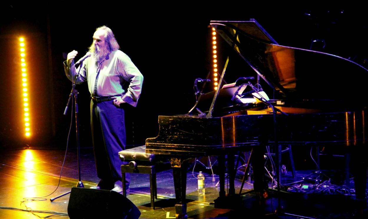 Lubomyr Melnyk | Sven Helbig & Forrklang Quartett - Live @ Volksbühne, Berlin