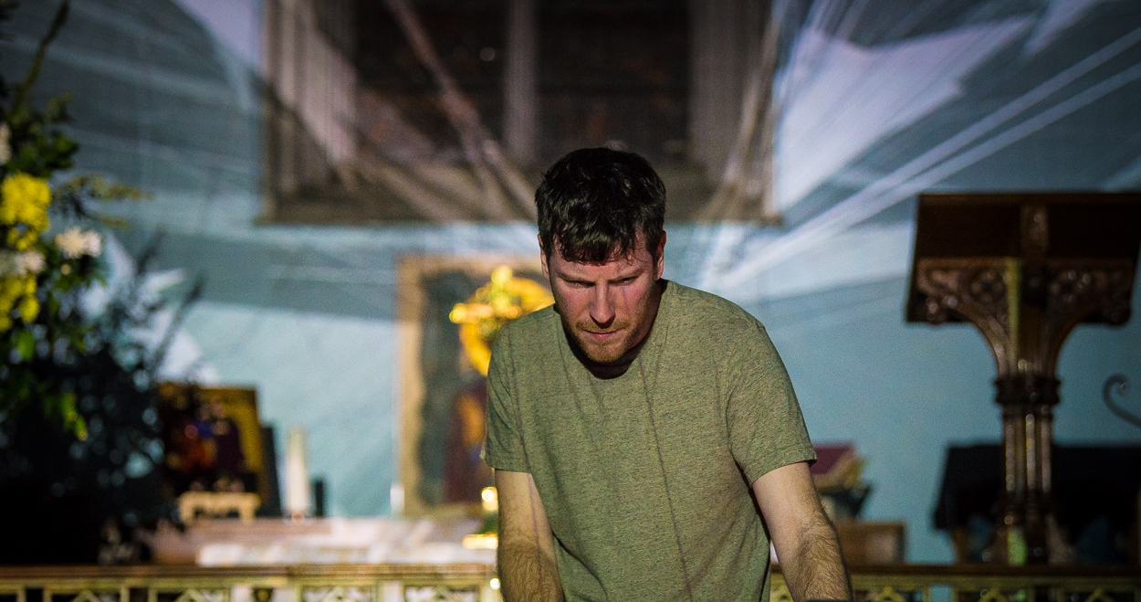 Rival Consoles - Live @ St. Paul's Sessions, Athens