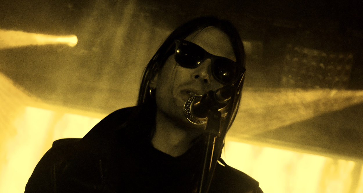 Cold Cave w/ Choir Boy - Live @ Death Disco, Athens