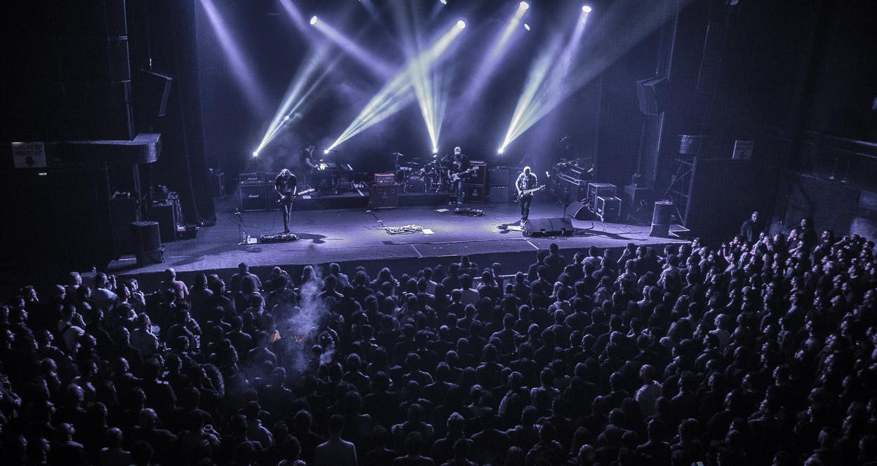 Mogwai – Live @ Piraeus 117 Academy, Athens