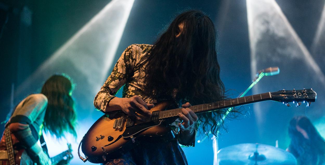 Kikagaku Moyo w/ Holy Monitor @ Fuzz Live Music Club, Athens