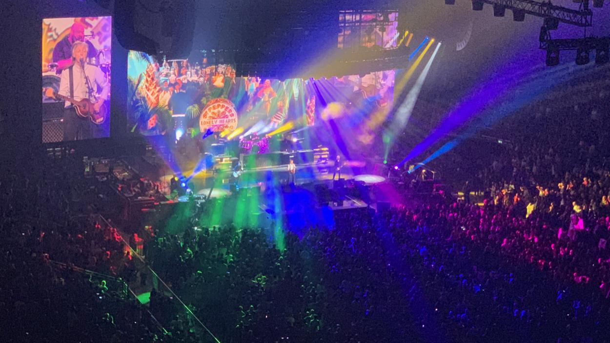 Paul McCartney - Live @ The O2 Arena, London